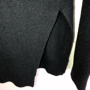 Cozy Black Sweater